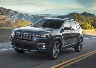 Jeep® Cherokee Limited