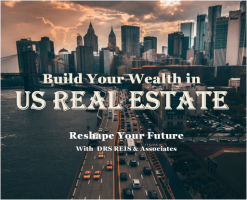 DRS REIS | Build Your Real Estate Wealth